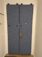 Čalounění dveří 2.kř