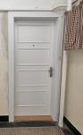 Nové jednokřídlé dveře